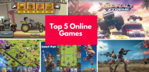 Top 5 Online Games For Android – March 2021
