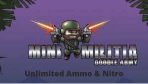 Mini Militia Mod Apk v5.3.2 – Unlimited Health, Ammo and Nitro