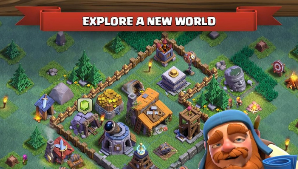 modded clash of clans